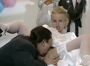 Anal,Vintage,Classic,Retro,MILF,Wedding Analize The Bride