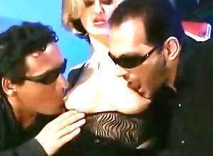 Anal,Double Penetration,Blond,Vintage,Classic,Retro,Threesome,Group Sex,Cum In Mouth,Vintage Vintage Time
