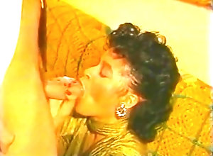 Latina,Vintage,Classic,Retro,Hairy,Blowjob,Cumshot Frank James in...