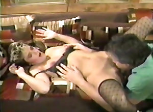 Brunette,Vintage,Classic,Retro,Hairy,Blowjob,Cumshot frank james and...