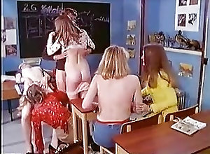 Vintage class orgy.