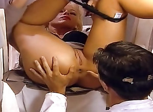 Threesomes;Vintage;HD Videos;Office Gyno Office