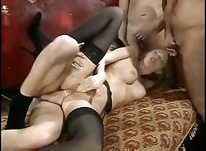 Anal;Blondes;Double Penetration;Russian;Vintage;From Russia Nikita Gross from...