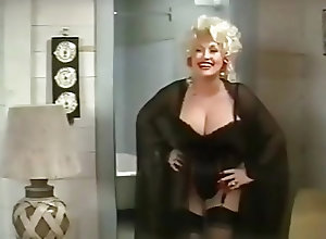 Celebrities;Vintage;Stockings;Lingerie;Nylons Dolly Parton in...