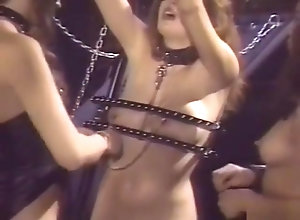 Lesbian,Vintage,Classic,Retro,BDSM,Femdom,Bondage,Fetish,francesca le,hot body,Tied Up,Francesca Le,Melanie Moore,Chasey Lain Hot Bodies in...