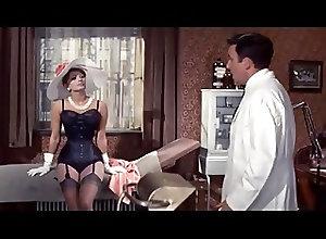 Celebrities;Vintage;Stockings;Lingerie;Nylons Sophia Loren in...