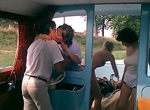 Hairy,Cunnilingus,Small Tits,Lovers Croisiere Pour...
