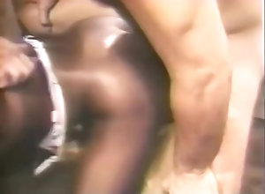 Ebony,Vintage,Classic,Retro,Group Sex,Blowjob,Cumshot,Naughty Black And Wicked...