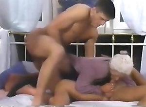 Vintage,Classic,Retro,Granny,Mature,Perverted Oma pervers vto