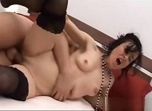 Brunette,Vintage,Classic,Retro,Small Tits,Italian,MILF si fa bella per...
