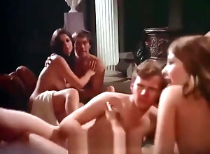 Swallow Сum,Vintage,Classic,Retro,Group Sex,Big Ass,Blowjob,Orgy Hot Orgy in...