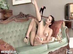 Amateur;Masturbation;Lingerie;Vintage,Amateur;Brunette;Fetish;High Heels;Lingerie;Masturbation;Small Tits;Solo Girl;Stockings;Striptease;Vaginal Masturbation;Vintage,Chelsea French Hot brunette...