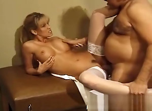 Creampie,Blond,Vintage,Classic,Retro,Blowjob,Fetish,Hardcore,Medical,Nurse,Retro,Student Retro Doctor and...