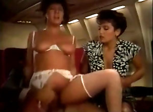 Vintage,Classic,Retro,Threesome,Fetish The Mile High Club