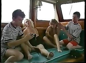 Vintage boat fuckers