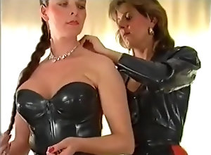 Masturbation,Latex,PVC,Wife Aufgeilen in...