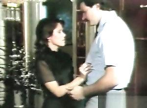 Brunette,Vintage,Classic,Retro,Big Tits Delusions - Scene 1