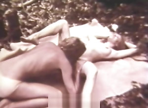 Vintage,Classic,Retro,Outdoor,Couple,Married Couple Fucking...