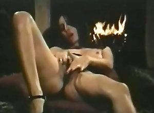 Masturbation,Vintage,Classic,Retro,Hairy,Amateur,Hirsute Rubbin out a...
