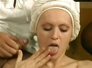 Anal,Double Penetration,Vintage,Classic,Retro,Gangbang,French,Babe,Baby Nielsen Baby Nielsen - La...