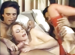 Group Sex;Vintage;Big Nipples Joanna Stevens,...