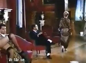 Vintage,Couple;Vintage Mata Hari The...