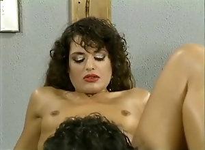 Brunette,Vintage,Classic,Retro,Small Tits,Danish Dane Gets It Good...