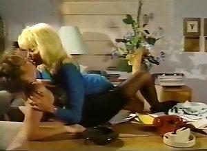 Vintage,Classic,Retro,Threesome,Amateur,Mature,Retro Horny porn scene...