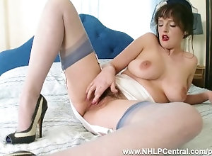 nhlpcentral;kink;masturbate;big;boobs;retro;vintage;nylon;lingerie;girdle;brunette;big;natural;tits;fingering;glamour;suspenders;orgasm;fetish;british,Babe;Big Tits;Brunette;Fetish;Masturbation;Pornstar;Vintage;British;Solo Female,kate anne Big natural tits...