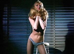 Matures;Vintage;Nylon;Striptease;High Heels;Slim Mature;Blonde Striptease;Mature Striptease;Nights SOHO NIGHTS -...