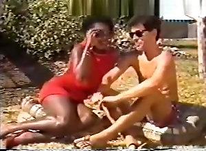 Interracial,Ebony,Vintage,Classic,Retro,Blowjob,Cumshot,Ebony,Vintage,Ebony Ayes EBONY AYES 80S