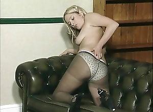 Blondes;British;Masturbation;Vintage SF478