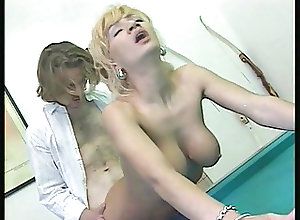 Anal;Cuckold;Femdom;Handjobs;Vintage;Cuckold Hubby;Submissive Eva and her...