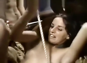 Interracial,Vintage,Classic,Retro,Big Tits,Gangbang,Group Sex,Vintage Nice vintage gang...