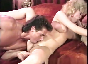 Vintage,Classic,Retro,Threesome,Hairy,Cunnilingus,Blowjob,Cumshot,Hardcore,Banging,Couch,Hardcore,Threesome,Vintage,Ariel Knight,Peter North Hard threesome...