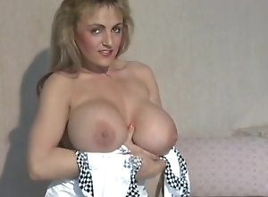 Blond,Vintage,Classic,Retro,Big Tits,Boobs Melissa Mounds