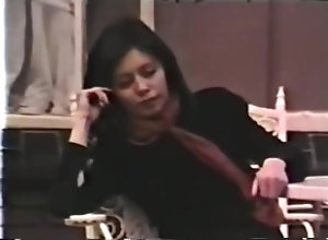 Vintage,Classic,Retro,Laurence Jarry,Christine Chanoine Sex-Roulett