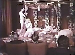 Vintage,Classic,Retro,Threesome,Big Tits,European,Vintage European Peepshow...