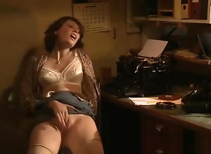 Lesbian,Masturbation,Vintage,Classic,Retro,Amateur,Masturbating,Retro,Secretary Retro office...