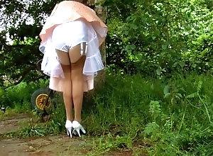 7706::HD,50 Burlesque Dress...