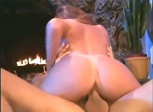 Brunette,Vintage,Classic,Retro,Big Tits,Big Cock,Hardcore,Vintage,Rocco Siffredi Scene 5 from...