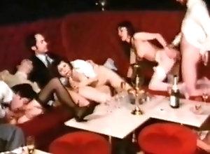 Vintage,Classic,Retro Im Club Der...