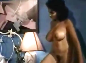 Ebony,Vintage,Classic,Retro,Big Tits Charisma 01