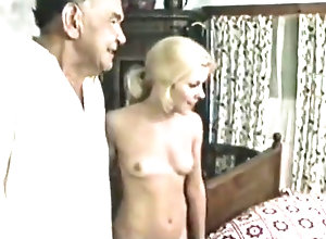 Vintage,Classic,Retro,Threesome,Hairy,Group Sex,German,Extreme,German Horny sex video...