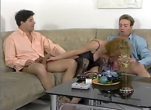 Anal,Double Penetration,Vintage,Classic,Retro,Threesome,Anal RENDEZ VOUS ANAL...