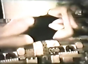 Vintage,Classic,Retro,Catfight,Vintage Keli vs Uschi -...