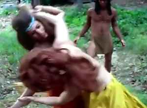 Vintage,Classic,Retro,Catfight ramrodder catfight