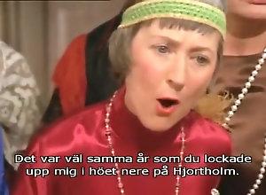 Lesbian,Vintage,Classic,Retro,Danish I tjurens...