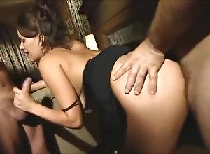 Anal,Brunette,Blond,Vintage,Classic,Retro,Big Tits,Blowjob,Cumshot,Retro,Short Cut Film retro 1...
