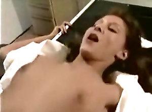 Vintage,Classic,Retro,Handjob,Small Tits,Fantasy,Nurse Her fantasy is to...